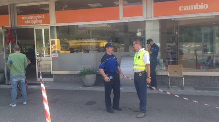 Ufficio Cambio A Lugano : Stabio rapina a ufficio cambi rsi radiotelevisione svizzera
