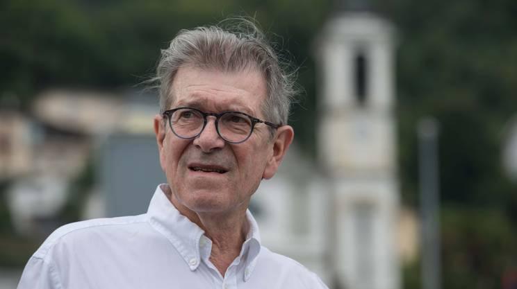 Renato Martinoni, professore emerito e per oltre un quarto di secolo docente di letteratura italiana all'ateneo di San Gallo