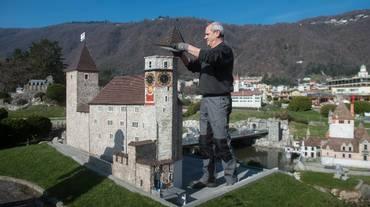 Un pezzo di Rapperswil in Ticino