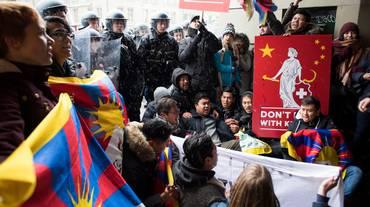 Proteste contro Xi Jinping