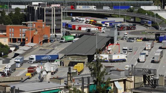 Trasportatori italiani fuorilegge