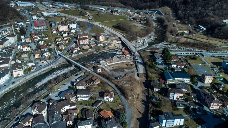 Roveredo, un paese da ricucire