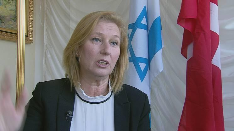Tzipi Livni, la parlamentare leader del partito HaTnuah, già ministra di Giustizia ed Esteri ma pure primo ministro ad interim, è a Lugano come ospite d'onore dello Swiss-Israel Day 2017