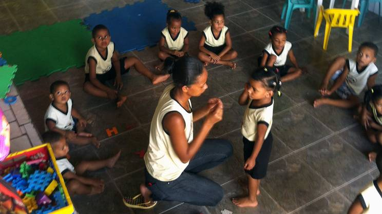 Un aiuto ad asili e centri diurni