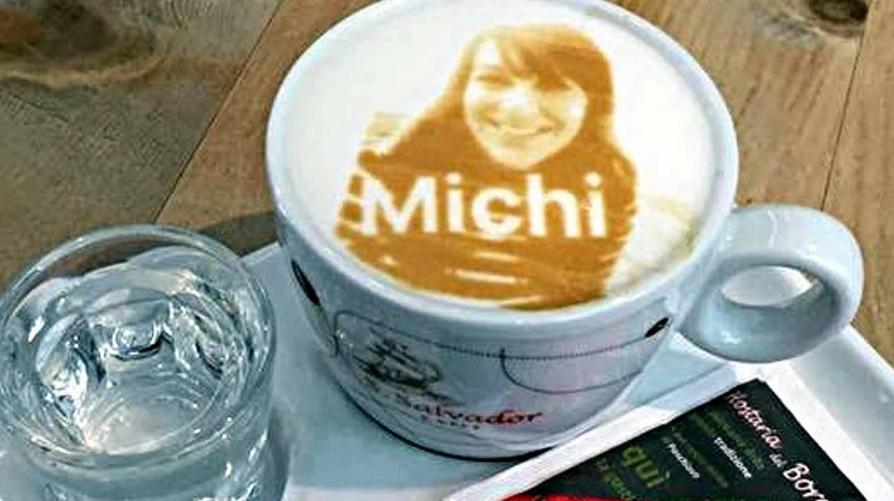 Un caffè personalizzato