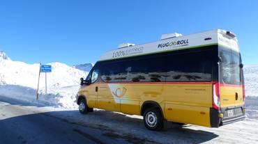 Il primo scuolabus elettrico