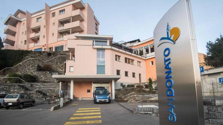 San donato direttrice sospesa rsi radiotelevisione svizzera for 20 x 20 planimetrie della casa