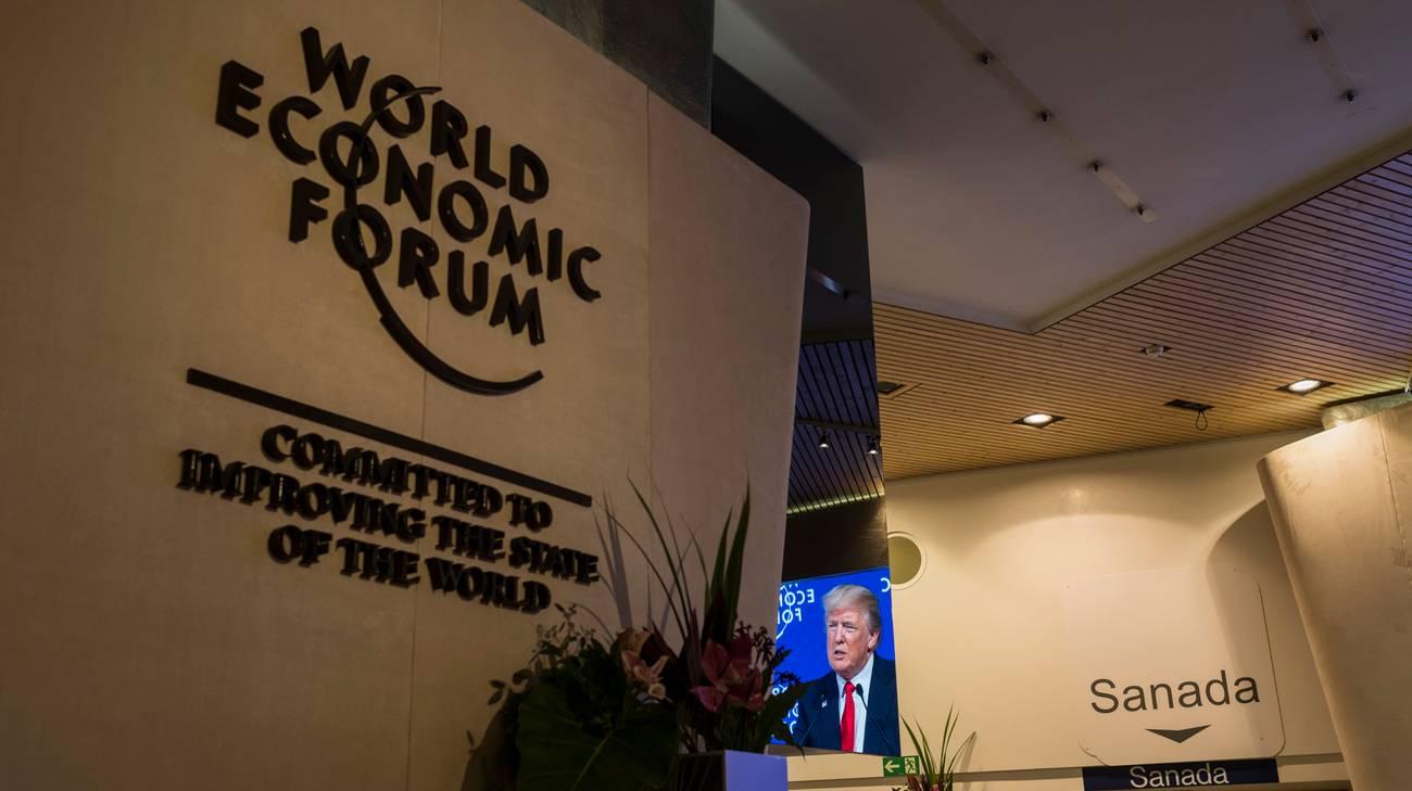 WEF, lievitano i costi legati alla sicurezza dell'evento