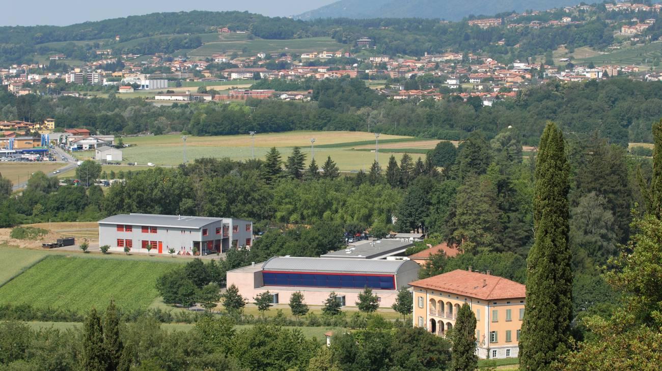 Una panoramica dell'OSC di Mendrisio