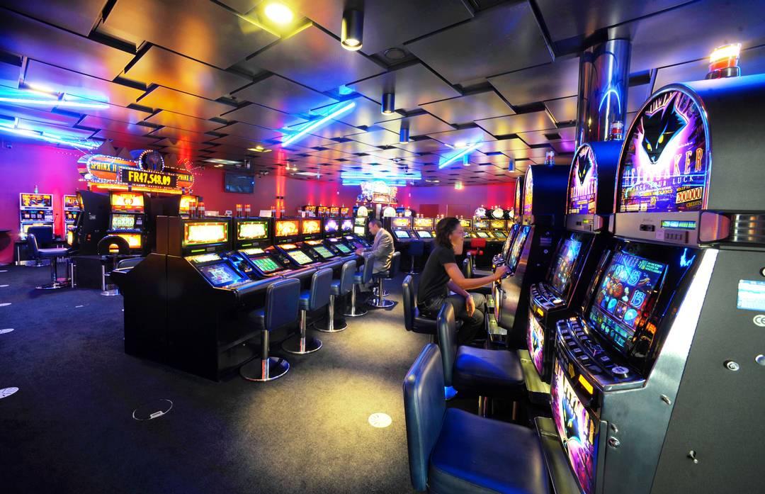 Casino svizzera