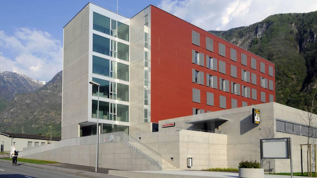 Centro Regionale dei Servizi a Roveredo