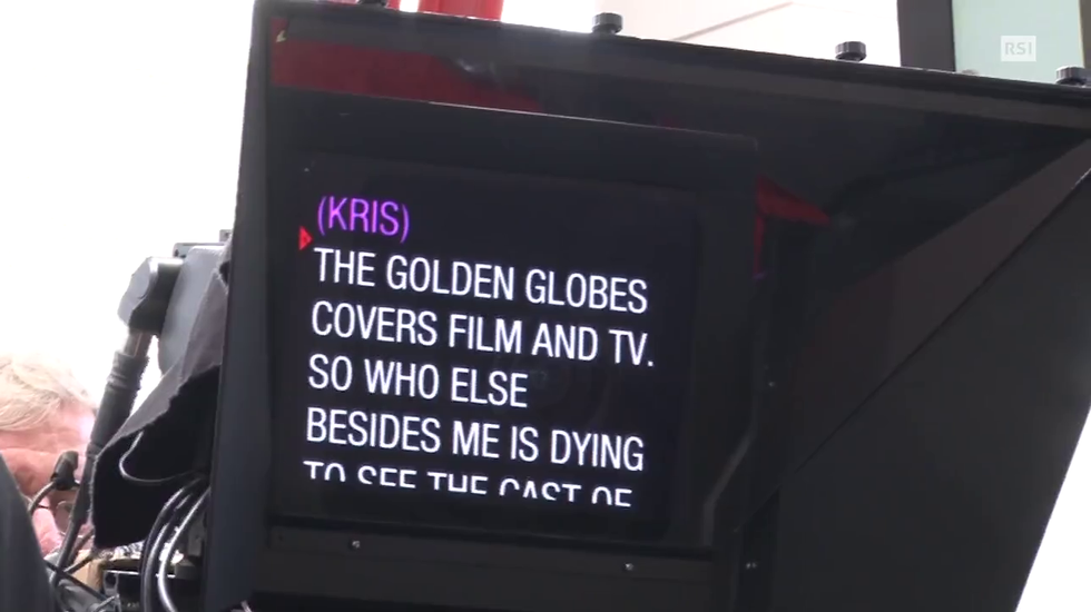 """Golden Globe a """"La La Land"""""""