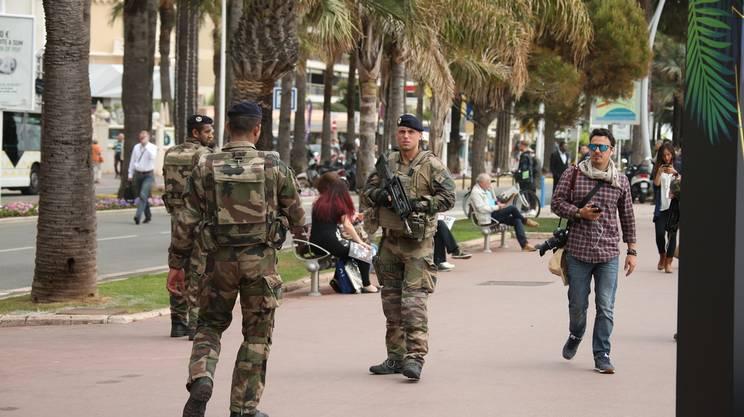 Esercito e polizia a ogni angolo