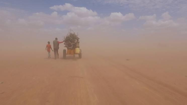 Migranti in cammino nel documentario di Ai Weiwei