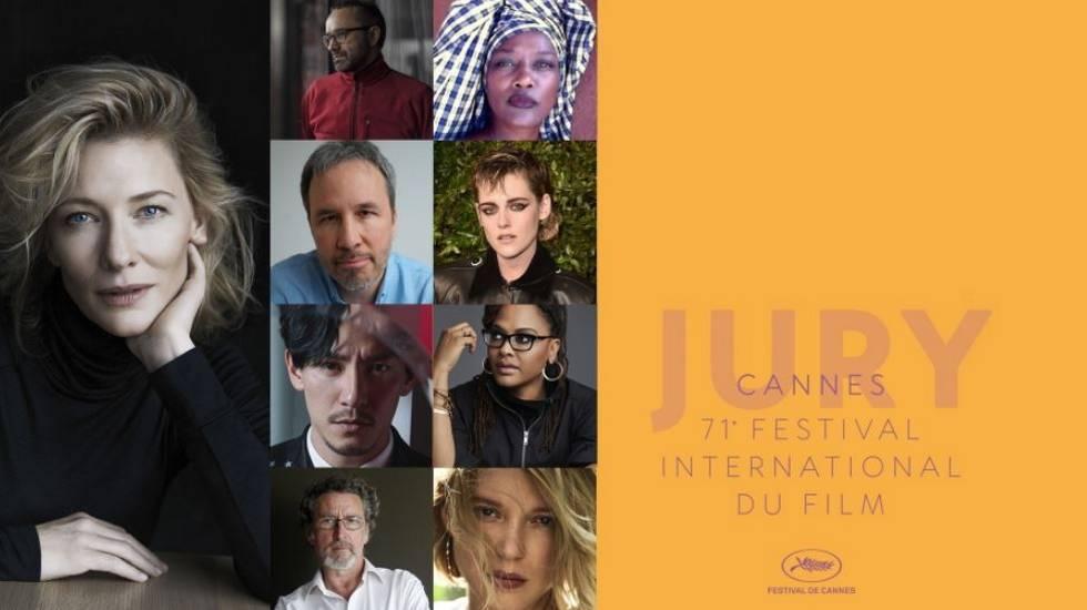 Una giuria femminile a Cannes