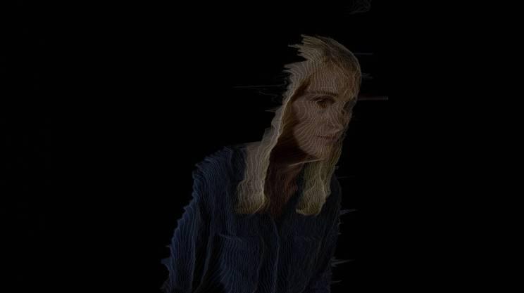 Il personaggio virtuale creato da Gibney per proteggere le sue fonti