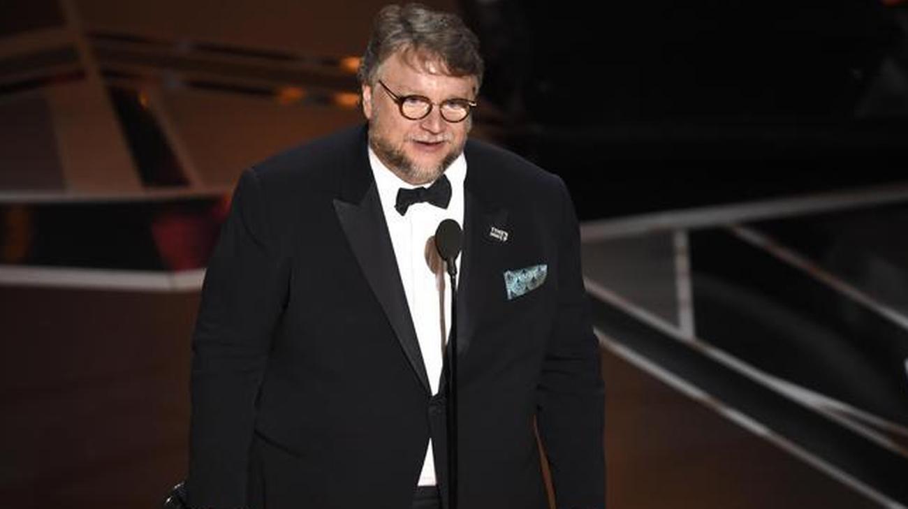 Il regista messicano Guillermo Del Toro