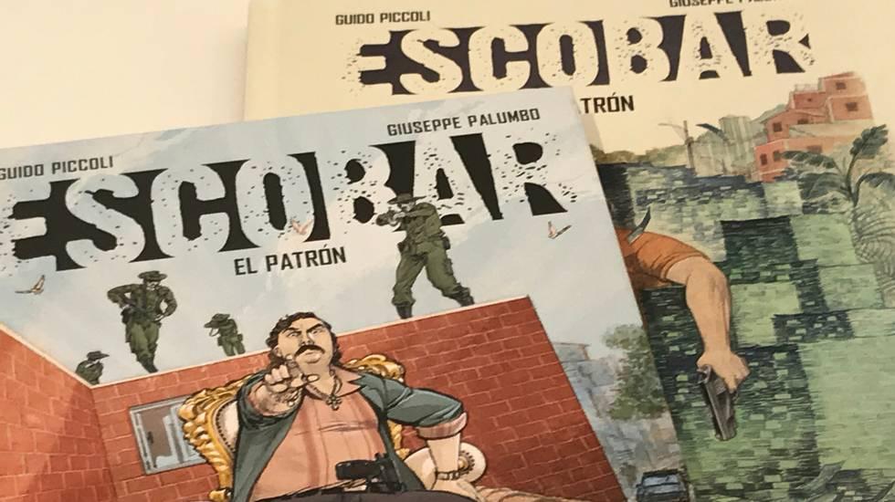 Da Narcos ai fumetti