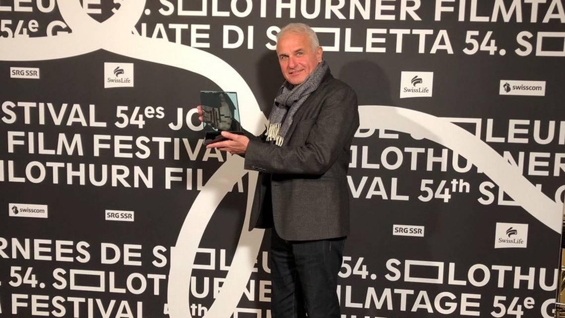 Martin Witz premiato a Soletta