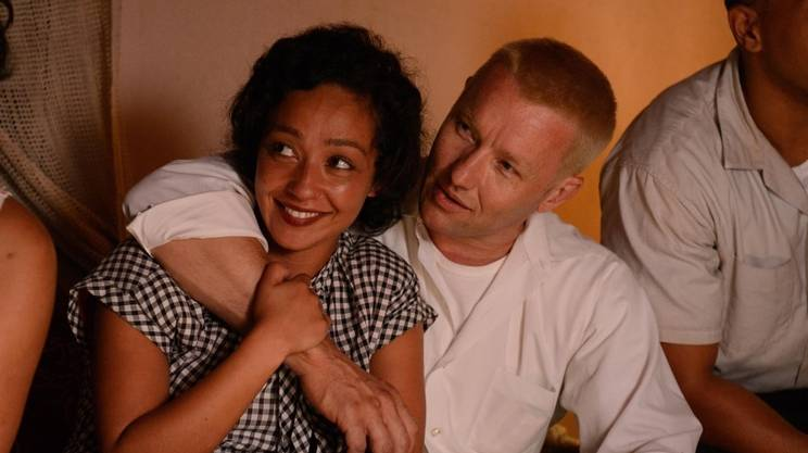 Ruth Negga e Joel Edgerton sono Mildred e Richard Loving