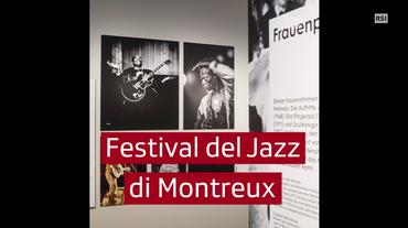 Montreux Jazz in mostra
