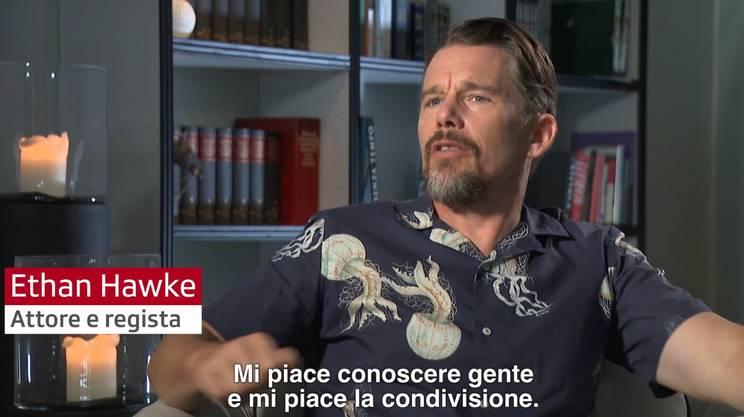 """""""Sono un fan di Locarno"""""""