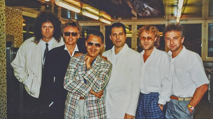 I primi 50 anni del Festival di Montreux in mostra a Zurigo