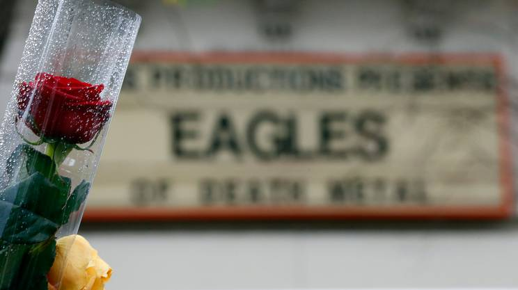 Gli Eagles of Death Metal, che suonavano al Bataclan la sera della strage, non sono venuti a Zurigo