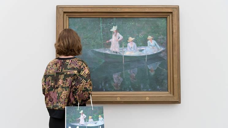 In 200'000 per Monet a Riehen