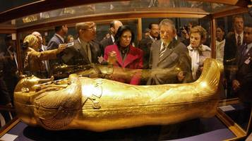 L'arma spaziale del faraone