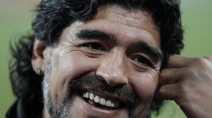 La vita da film di Maradona