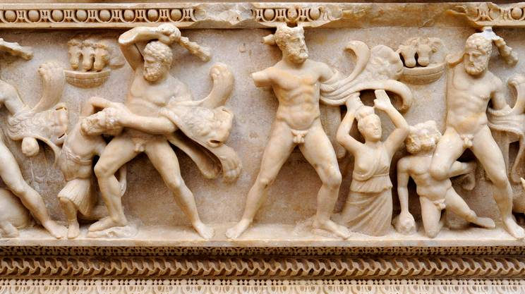 Il sarcofago torna in Turchia