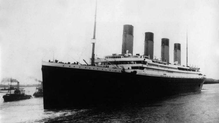 Una lettera dal Titanic