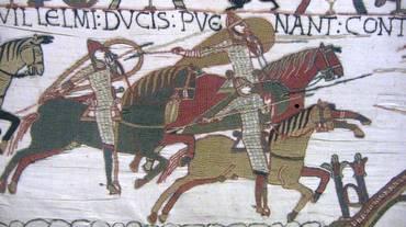 Arazzo di Bayeux dagli inglesi