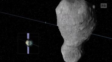 Satelliti a caccia di asteroidi