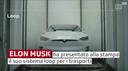 Il tunnel sotterraneo di Musk