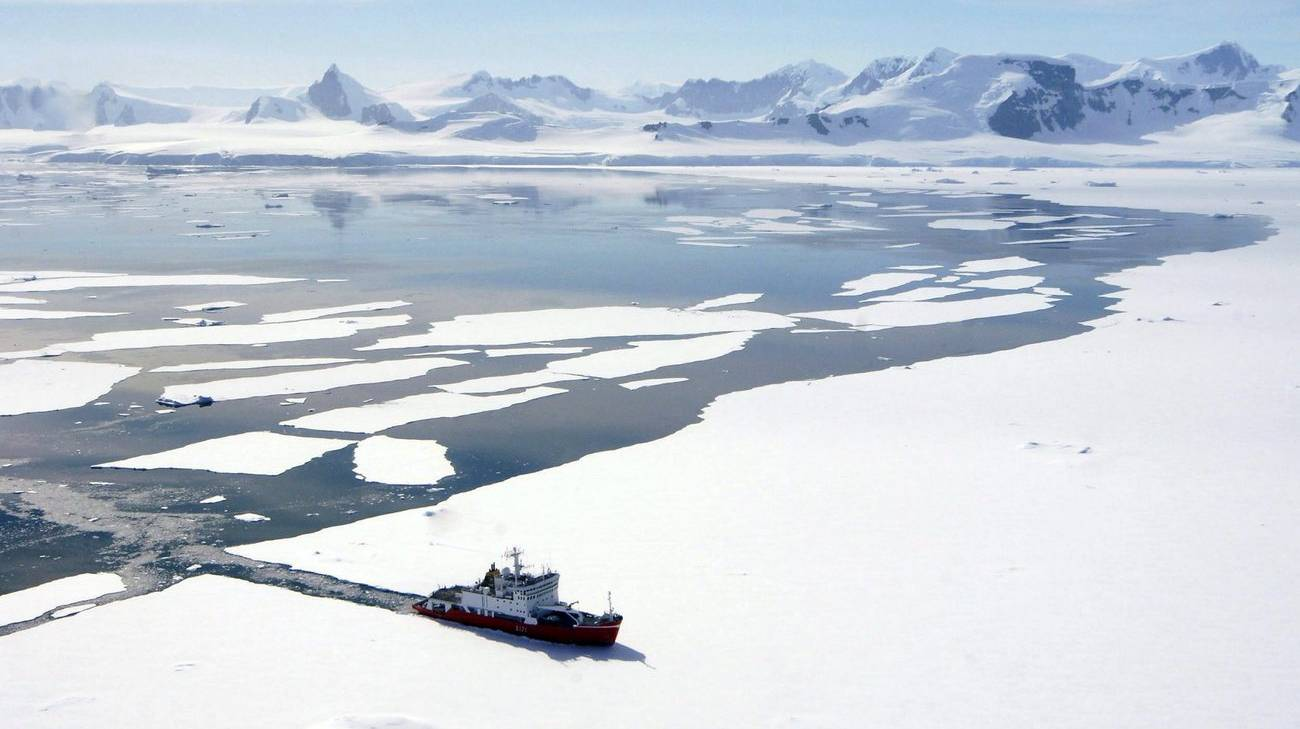 Groenlandia e Antartide si sciolgono