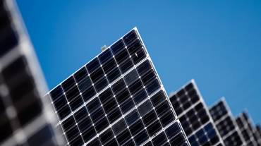 Pannelli solari verticali