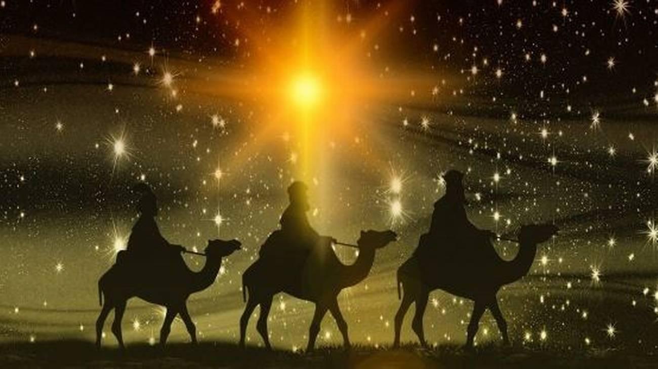 Il lungo viaggio seguendo la cometa di Betlemme