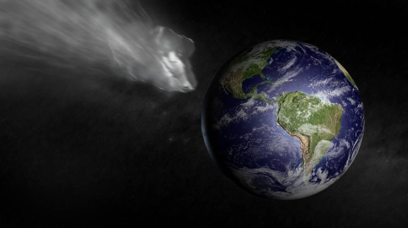 Asteroide vicino alla Terra, nessun rischio collisione