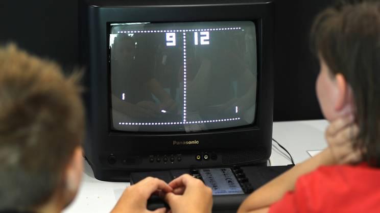 Pong, nato nei primi anni '70, è stato il primo videogioco a conquistare le masse