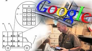 Google, camion senza pilota