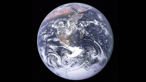 Terra: la vita nacque così...
