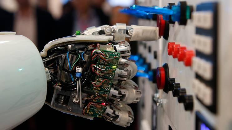 Robot e macchine che imparano