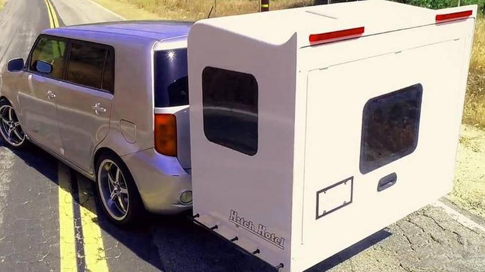 Mini caravan 2.0