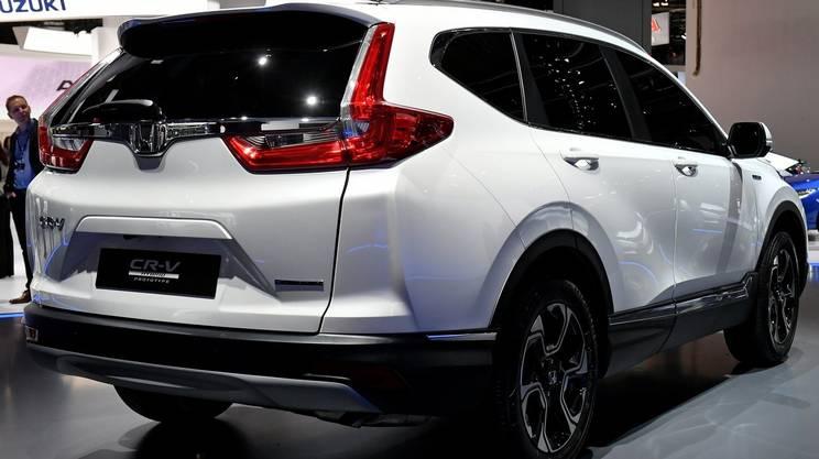 Tra le novità più interessanti c'è sicuramente l'attesa Honda CR-V hybrid