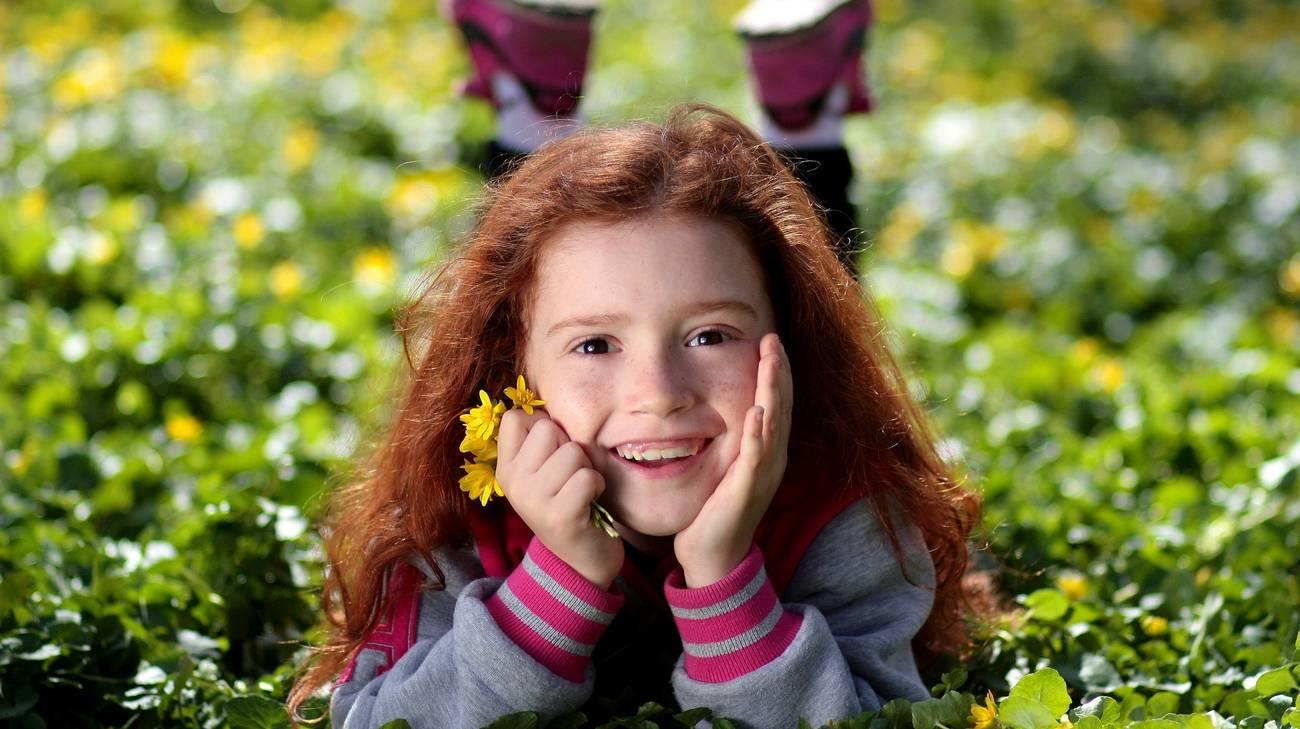 """Tutte le persone con capelli rossi possiedono due copie della versione  """"rossa"""" del gene a49ebef7953e"""