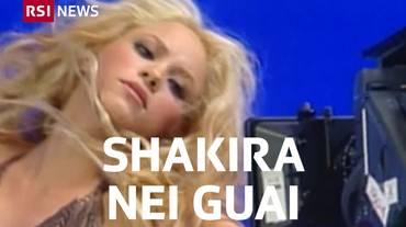 Shakira nel mirino del fisco