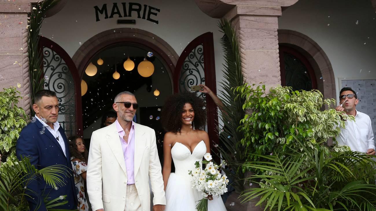 Vincent Cassel si sposa. Sicula è!