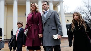 Divorzio in casa Trump